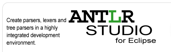 ANTLR Studio for Eclipse